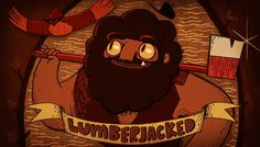 A reformed lumberjack must harness the POWER OF NATURE in order to fight an 8-BIT MUTANT WASP MONSTER that is destroying his friends and his home.  WEBSITE : http://cargocollective.com/joelmackenzie SONG: Yelling in Sleep - Rich Aucoin  • Premiered at TAAFI 2014 • Screened at Annecy International Film Festival 2015 • Screened at Animation Block Party 2014 - WINNER of BEST MUSIC VIDEO • Screened at Ottawa International Animation Festival (September, 2014) • Screened at  KLIK! Amsterd...