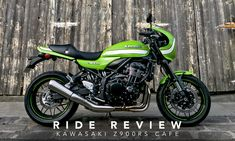 Return of the Cafe Racers - Ride Review – Kawasaki Z900RS Cafe