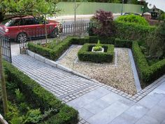 beautiful victorian london UK homes front garden - Google Search
