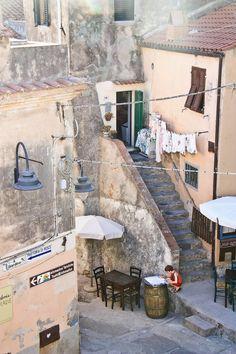 Capoliveri, Isola d'Elba, Tuscany