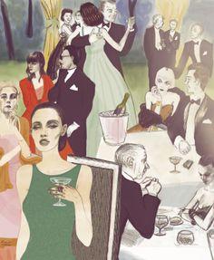 Café Society Party