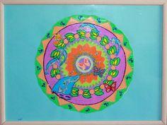 Anioł Kosmicznej  Energii - : Mandala dla Iwonki