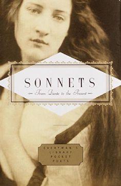 Sonnets: From Dante to the Present (Everyman's Library Pocket Poets) von John Hollander http://www.amazon.de/dp/0375411771/ref=cm_sw_r_pi_dp_E7qXvb0HMC9HJ