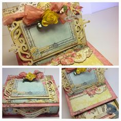 BlueMoon Scrapbooking: 2 in-store classes with Susan Bossiere
