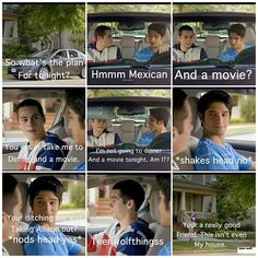 Teen Wolf Toyota Commercial Dylan O'Brien and Tyler Posey