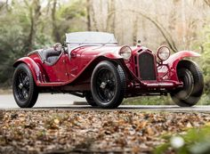 1931 Alfa Romeo 8C
