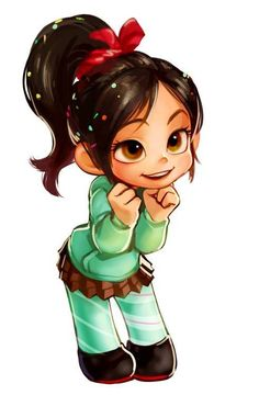 Zerochan has 62 Vanellope von Schweetz anime images, Android/iPhone wallpapers, fanart, and many more in its gallery. Vanellope von Schweetz is a character from Wreck-it Ralph. Disney And Dreamworks, Disney Pixar, Disney Characters, Arte Disney, Disney Fan Art, Wreck It Ralph Movie, Vanellope Y Ralph, Chibi, Vanellope Von Schweetz