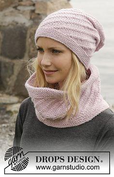 Ravelry: 156-24 Belinda's Dream Hat pattern by DROPS design