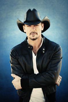 Tim McGraw..hottest 40-year old.