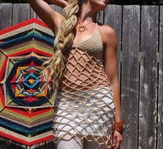 Crochet Halter by SacredEmpire on Etsy, $65.00