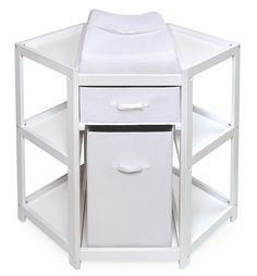 Amazing Espresso Wood Baby Diaper Changing Table With 6 Storage Baskets | Products  | Pinterest | Storage Baskets, Espresso And Diapers