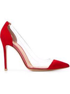 'Plexi' pumps $802 #Farfetch #fashionclothing #DesigerClothing