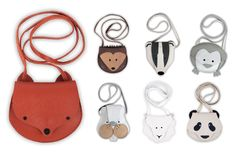 For all those little treasures the kids want to carry along with them!