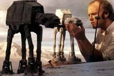 Star Wars – Behind the Scenes. Click to see more pictures