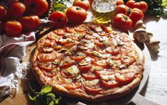 When nothing but pizza will do...we've got 5 healthy pizza recipes to make at home.