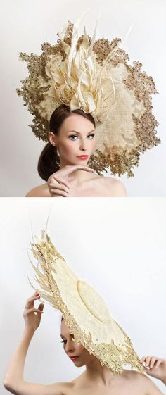 Nude Laced Cream Hat, fascinator saucer headpiece, with roses are swirls, great for spring summer or winter racing fashion or wedding outfits. Ideas for Mother of the bride in this popular color for MOB outfits. Wedding ideas and inspiration, or Kentucky Derby, Royal Ascot racing outfits. #kentuckyderby #royalascot #ascotfashion #ascothats #derbyhats #fashion #fashionista #hatinators #kentuckyderbyoutfits #outfits #outfitideas #affiliatelink #etsyfinds #springfashion #milinery #ascot…