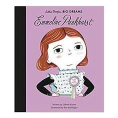 The Little People, Big Dreamsbooks series portraysthe lives of female artists, designers, scientists and inspirational figuresin a super-accessible way with...