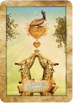 Come Together ~ The Enchanted Map Oracle Cards by Colette Baron-Reid