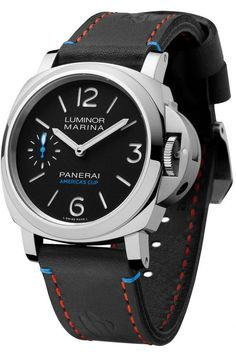 33691ba7166 Panerai Launches America s Cup Sponsorship