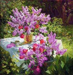 Fleurs et jardins en peinture - Page 12