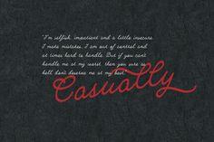 Casually - Script - 1