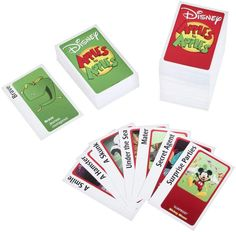 3c1588acd83 Disney& Apples to Apples Card Game #Sponsored , #sponsored, #Apples#Disney