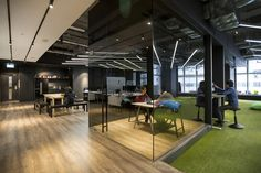 Image 1 of 18 from gallery of 9GAG Office / LAAB Architects. Courtesy of LAAB Architects