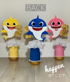 Your place to buy and sell all things handmade 2nd Birthday Party For Girl, Safari Birthday Party, Birthday Ideas, Birthday Party Decorations Diy, Kids Party Themes, Diy Birthday Backdrop, Baby Shark, Baby Baby, Lyon