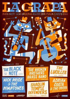Maxi´s Agenda: 'La Grapa Black Music Festival 2016'