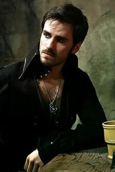 Captain Hook - Colin O'Donoghue