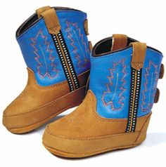 Baby Cowboy Boots - Cowboy Western Boots for Baby, Infants, Toddlers, Children and Youth