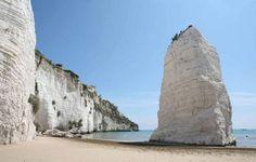 Beaches in Puglia Italy, Gargano Le più belle spiagge della Puglia