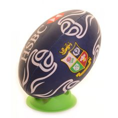 Rhino British and Irish Lions Supporter Rugby Ball Navy and White - £16.00 at ShopRugby.com #rugby