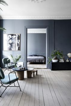 home decor inspiration Home Bedroom, Bedroom Decor, Pretty Things, Grey Room, Elle Decor, Home Decor Inspiration, Colorful Interiors, Interior Design Living Room, Interior Styling