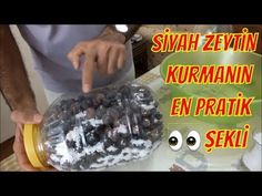 Salamura Siyah Zeytin (YouTube) - Renkler ve Zevkler Viking Tattoo Design, Fitness Tattoos, Sunflower Tattoo Design, Homemade Beauty Products, Youtube, Desserts, Food, Tailgate Desserts, Deserts
