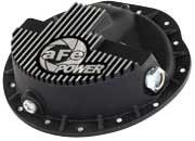 aFe FRONT DIFF COVER 03-12 RAM 2500/3500 CUMMINS DIESEL L6-5.9/6.7L, FITS AA14-9.25 AXLE, GASKET 46-7004