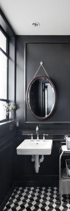 Mind-blowingly beautiful restaurant bathrooms (lots of pics!)
