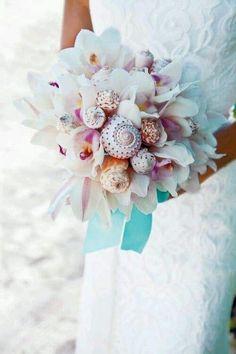 Ideias casamento - tema praia/mar - 15