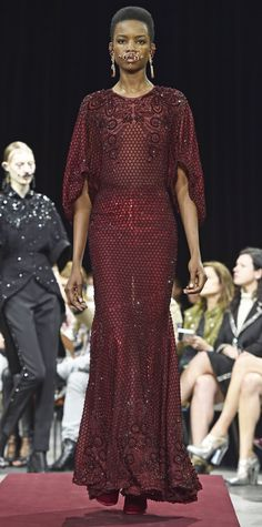 Runway Looks We Love: Givenchy - Fall/Winter 2015  - from InStyle.com