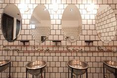 La cerámica entre los finalistas a mejor interior de restaurantes y bares del mundo 2014. ¿Casualidad o realidad