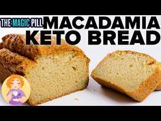 Keto Macadamia Fat Bread Recipe - Fat Bread Recipe from The Magic Pill keto netflix documentary - YouTube