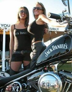 All things Jack Daniel's Motorbike Girl, Motorcycle Outfit, Motorcycle Travel, Women Motorcycle, Lady Biker, Biker Girl, Harley Fat Boy, Maserati, Ferrari
