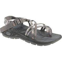 Women's - Sandal || Chaco--color: second from the top (grey; orb )--|| size: 8 regular Recycled Rubber, Comfortable Shoes, Chaco Shoes, Shoes Sandals, Footwear, Rubber Compound, Boots, Sneakers, Birkenstocks