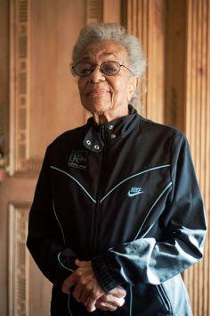 At 100, Still Running for Her Life - Ida Keeling