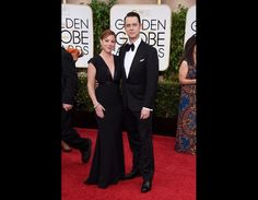 2015 Golden Globe Awards: The Red Carpet Fashion | TooFab Photo Gallery