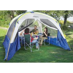 Kelty® Veil House - Canopy, Screen & Pop Up Tents at Sportsman's Guide Screen Tent, Screen House, Family Camping, Tent Camping, Screened Canopy, Fishing Supplies, Pop Up Tent, Hunting Gear, Camping Equipment