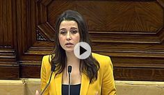[VÍDEO] Puigdemont posa a lloc Arrimadas després de la crítica per la piulada de Carles Rahola