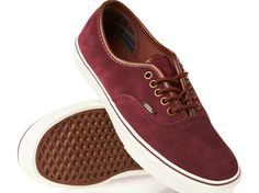 Vans Authentic Tawny Port | The Style Dealer
