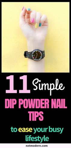 11 Fabulous Dip Powder Nail Tips to Simplify Your Routine 11 Dip Powder Nail Tips to Simplify Your Routine Dip Manicure, Christmas Manicure, Dipped Nails, Nails At Home, Nail Brushes, Dip Powder, Powder Nails, Nail Decorations, Nail Stickers