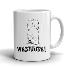 Westitude - Westie Mug